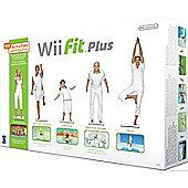 Wii Fit Plus - Solus
