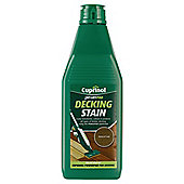 Cuprinol Power Pad Decking Stain Natural Oak 1L