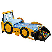 My 1St Jcb Digger Junior Bed Frame