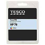 Tesco H110 Colour Printer Ink Cartridge (Compatible with printers using HP 78 Cartridge)