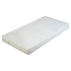Saplings Sprung Foam Cot Mattress 120x60cm