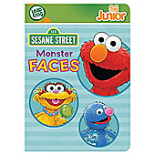 LeapFrog Tag Junior Sesame Street Book