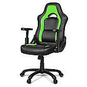 Arozzi Mugello Gaming Chair Green you are guaranteed hours of gaming comfort. MUGELLO-GN