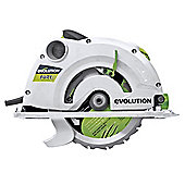 Evolution TCT Fury 1 Multi Purpose Circular Saw