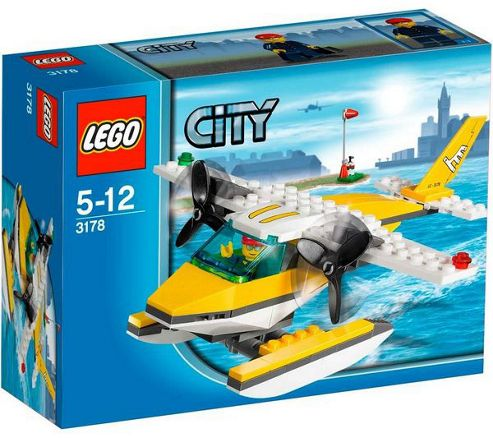 LEGO City Sea Plane 3178