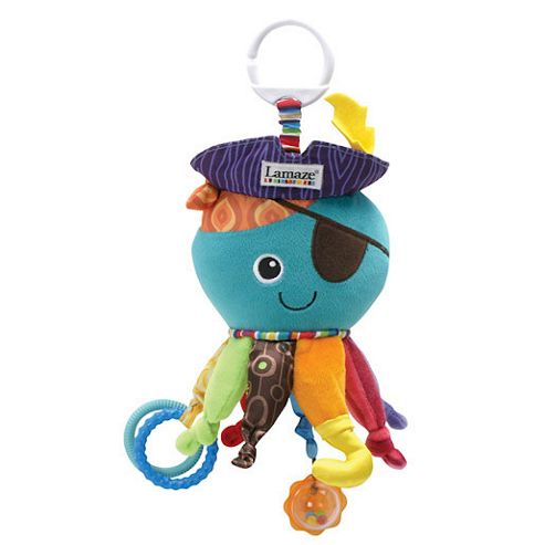 Lamaze Play & Grow Octopus Pirate- Captain Calamari