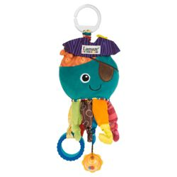Lamaze Play & Grow Octopus Pirate, Captain Calamari