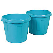 Whatmore Wizz-It Tubs blue 2 pack