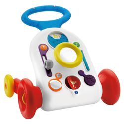 Tesco Little Steps Lights & Sounds Activity Walker