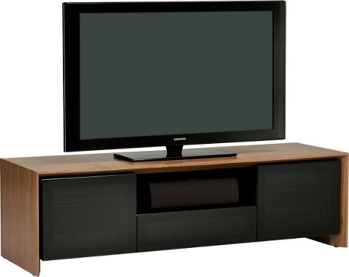 BDI CASATA 8629 Walnut TV Cabinet