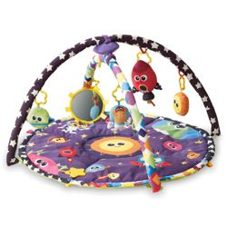 Lamaze Space Symphony Motion Baby Activity Play Gym