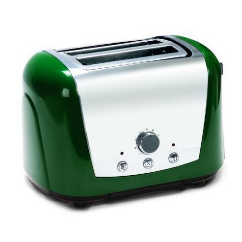 Morphy Richards 44264 Green S/S 2 Slice Toaster