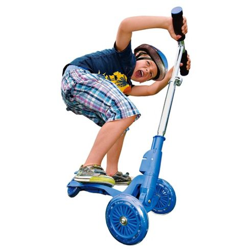 Mini Street Cruz Scooter, Blue