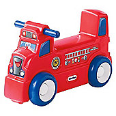 Little Tikes Sit & Roll Fire Truck Ride-On