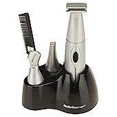 Babyliss for Men 6 in 1 Grooming Kit