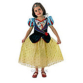 Rubies - Shimmer Snow White - Child Costume 7-8 years