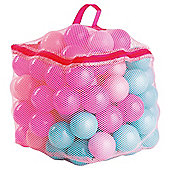 Tesco 300 Playballs - Pink Theme