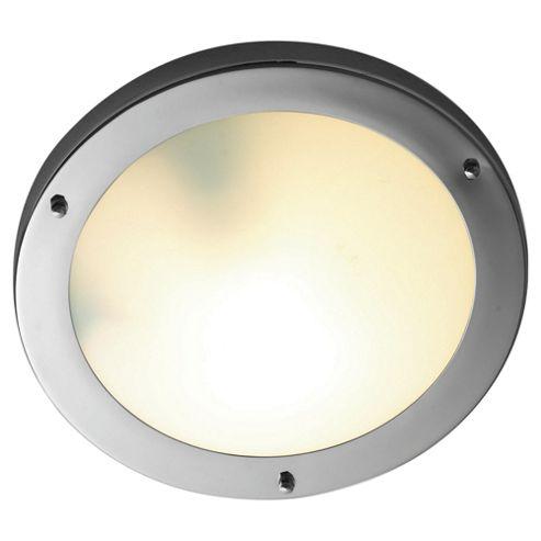 Tesco Novelty Lighting : Buy Tesco Lighting Chrome Flush Bathroom Ceiling Light With Marble Glass from our Novelty ...