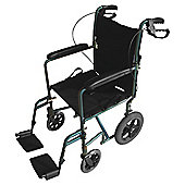 Adaptable™ Premium Attendant Wheelchair