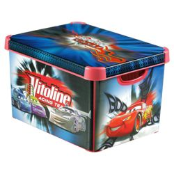 Disney Cars Toy Box 2 Pack 20l
