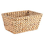 Water Hyacinth Shelf Basket