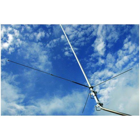Tri-band 6/2/70 Collinear Base Antenna