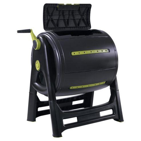 Keter Dynamic Garden Composter, Black 230L