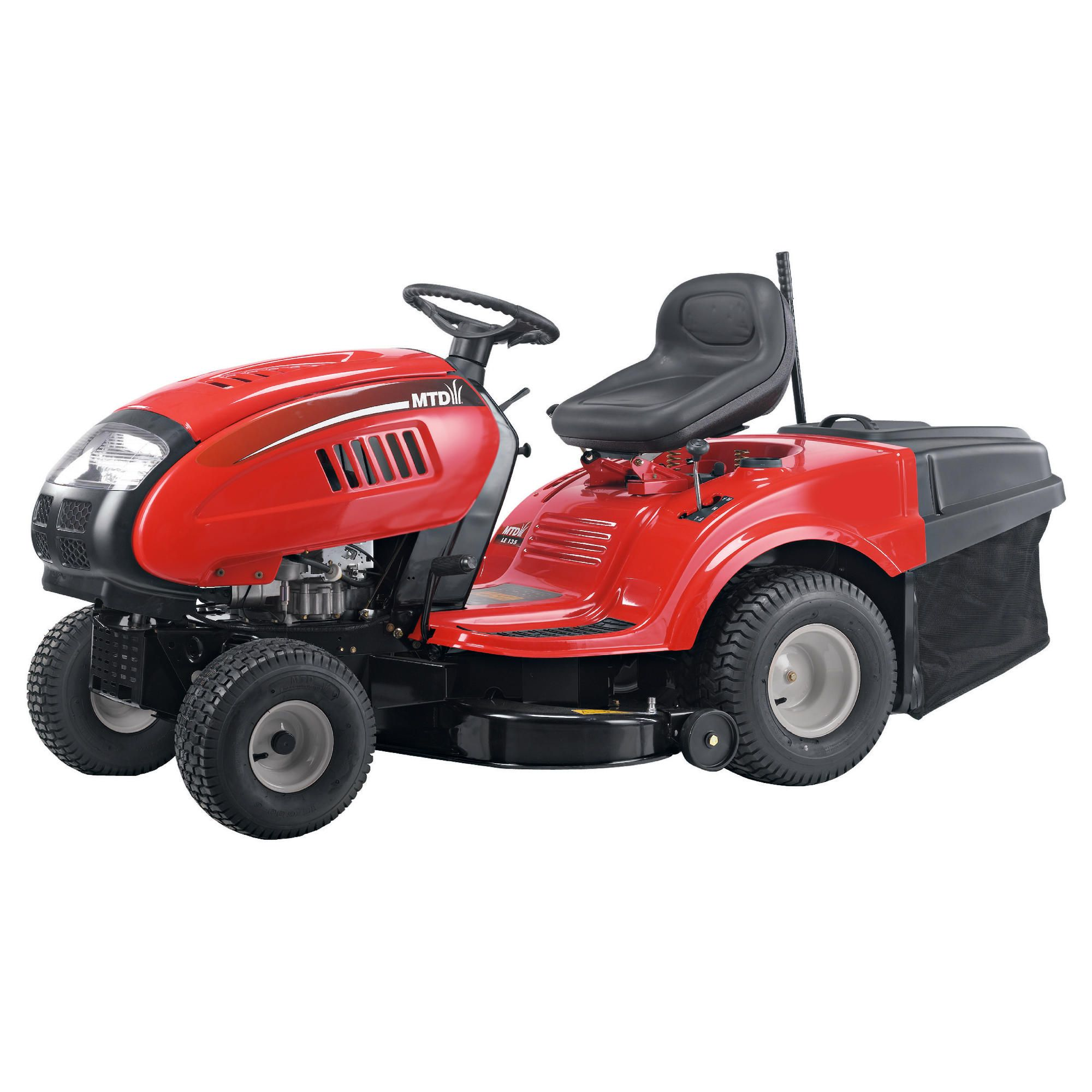 MTD 13hp Rear Discharge Lawn Tractor LE130 at Tescos Direct
