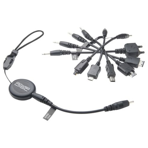 Wildcharge Universal Disc with 7 connectors