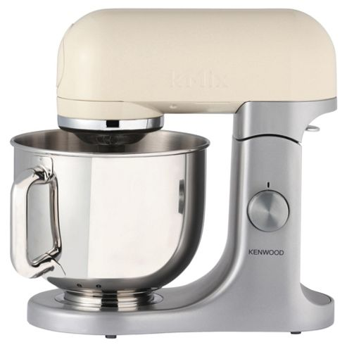 Kenwood kMix Almond Cream Stand Mixer - KMX52