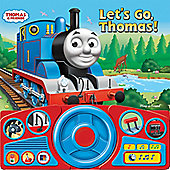 Thomas & Friends Let's Go Thomas Sound Book