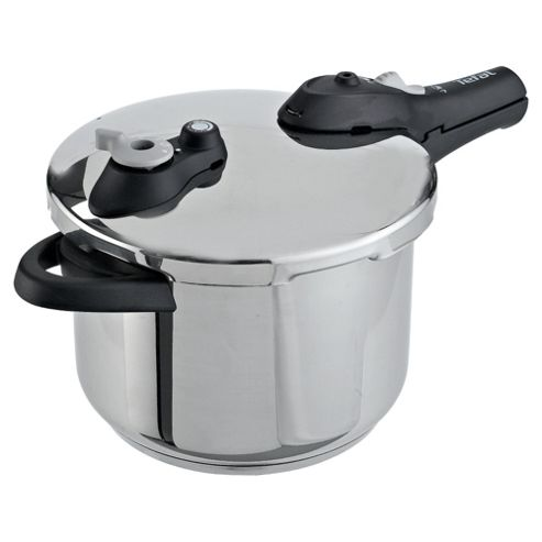 Stainless Steel Electric Pressure Cooker Buy Tefal Secure 5 6 Litre Pressure Cooker from our ...