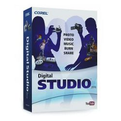 Corel Digital Studio 2010 (PC CD)