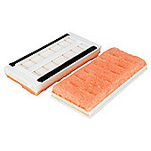 Cuprinol 6033863 Power Pad Replacement Pads (Pack of 2)