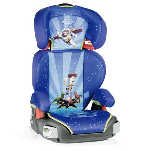 Graco Junior Maxi Car Seat, Group 2-3, Toy Story