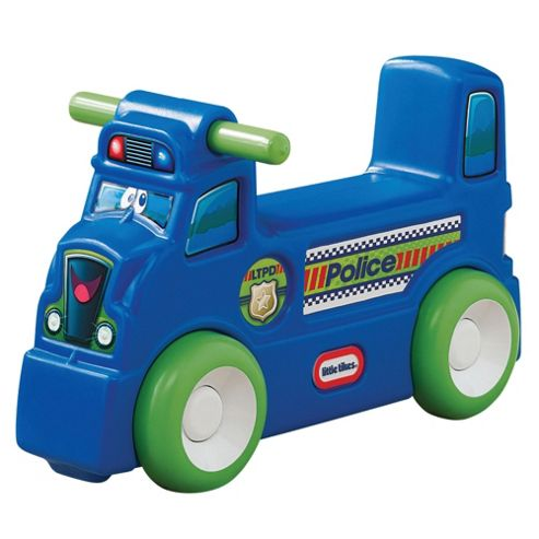 Little Tikes Sit & Roll Police Truck Ride-On