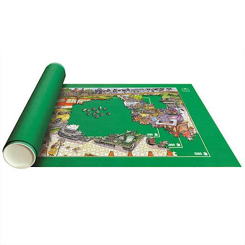 Jumbo Games Puzzle & Roll Jigroll 1000 Piece