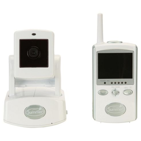 Summer Infant Baby Zoom Digital Baby Monitor