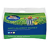 Silentnight Antibacterial Single Duvet 10.5 Tog