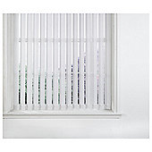 Vertical Blind White W183Xdrop229Cm