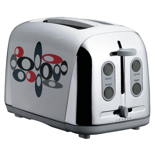 Prestige Hoops Toaster Art Deco