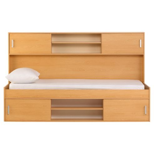 Fresno Overbed Storage, Beech Effect