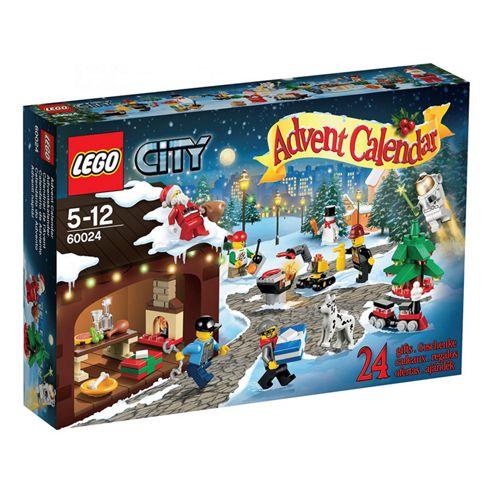 LEGO City Town LEGO City Advent Calendar 60024