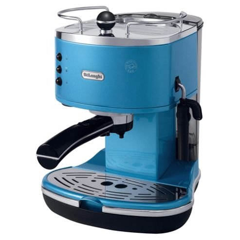 De'Longhi 15 Bar Pump Espresso Coffee Machine - Blue
