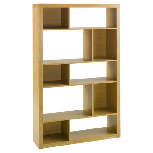 Buy seattle bookcase oak effect from our bookcases for Furniture assembly seattle