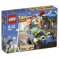 LEGO Toy Story Woody & Buzz To The Rescue 7590