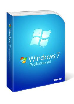 Microsoft Windows 7 Professional (Upgrade Version)