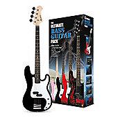 Technote Rockburn Ultimate Bass Pack - Black