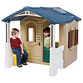 Step2 Front Porch Playhouse, Earth