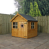 Mercia Charlie Wooden Playhouse, 4ft x 4ft
